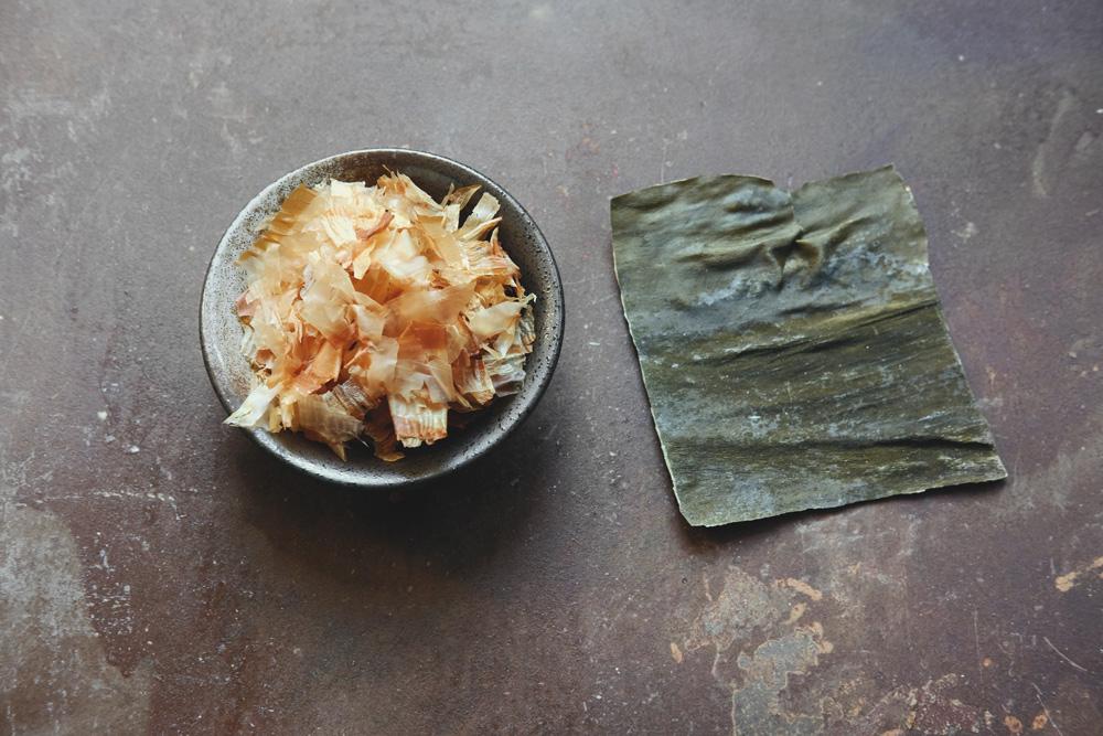 רכיבים לדאשי אמיתי - אצת קונבו וקצואובושי (בוניטו)